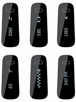 Fitbit One Wireless Activity Amp Sleep Tracker Technical Specs